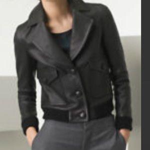 ⭐️3.1 Phillip Lim ⭐️bomber leather jacket